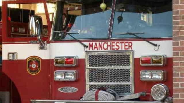 Manchester volunteer firefighter arrested (WFSB)