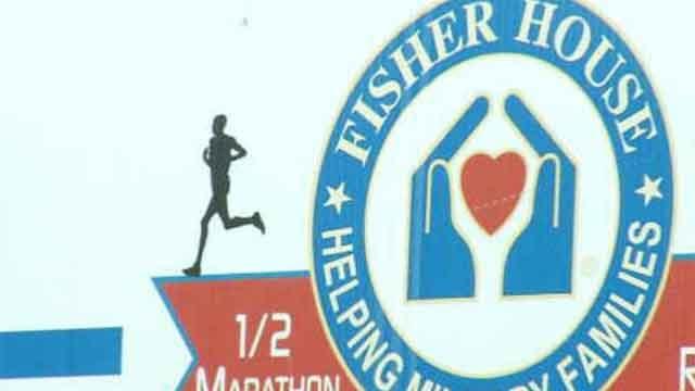 Half marathon raises money for Fisher House (WFSB)