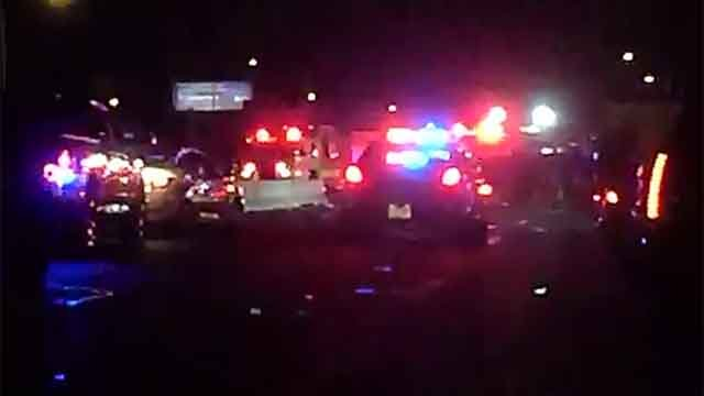 PD: 4-year-old girl dies in crash Saturday night (iwitness)