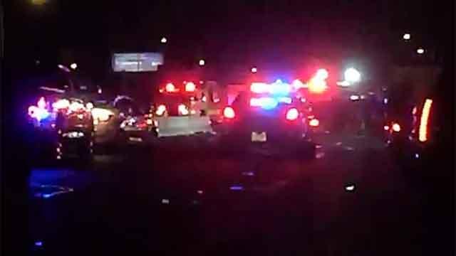 PD: 4-year-old girl dies in crash Saturday night (iwitness)