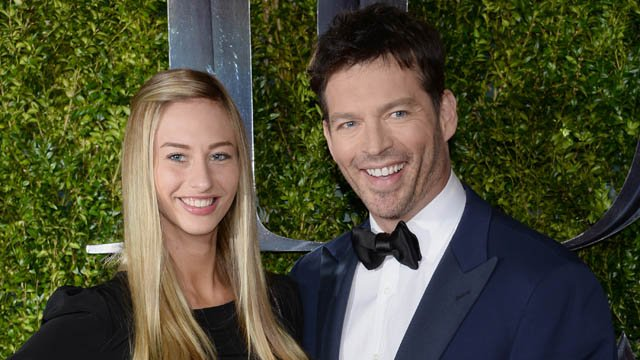 Georgia and Harry Connick Jr. at the Tony Awards in June. (AP photo)