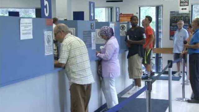 DMV problems continue after upgrade to system (WFSB)