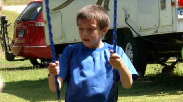 Sterling boy waiting for liver transplant (WFSB)