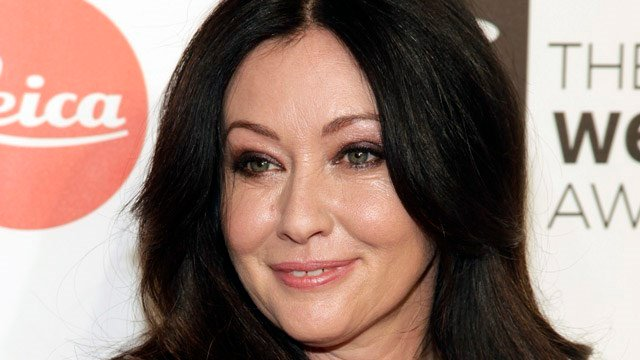 Shannen Doherty. (AP photo)