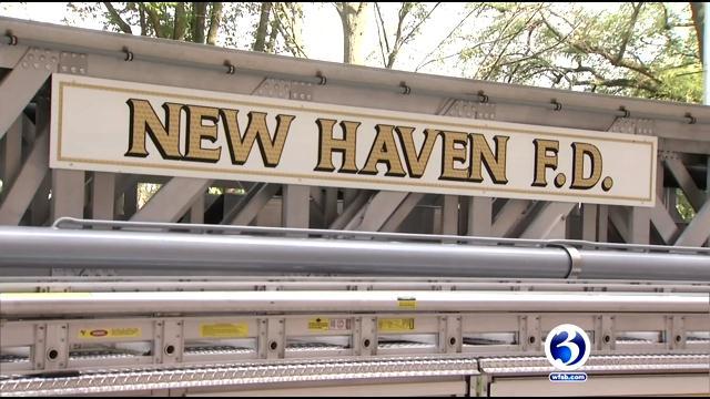 New Haven fire (WFSB)
