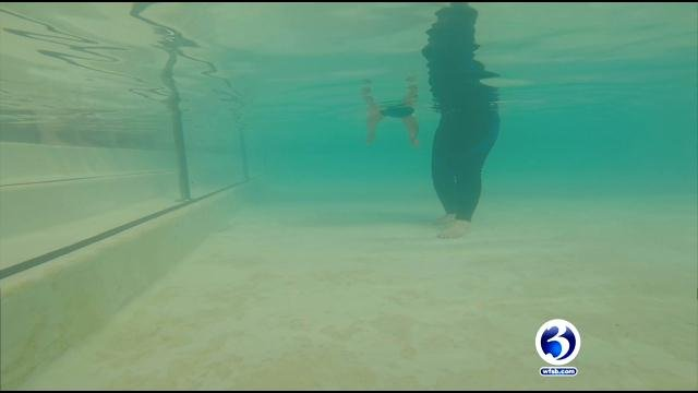 New technique is being taught to help prevent them from drowning. (WFSB)