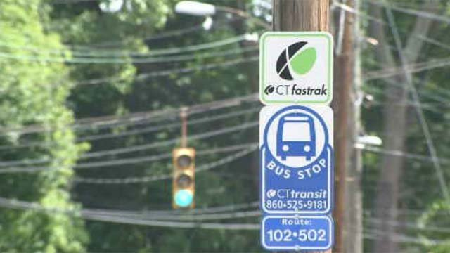 Bus stop issues upset Bristol neighbors (WFSB)