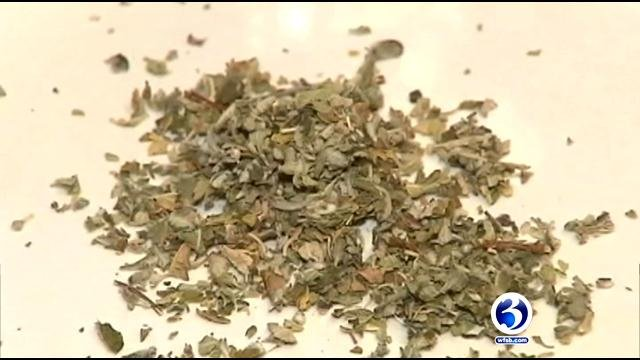 K2, also known as spice or fake weed. (WFSB file)