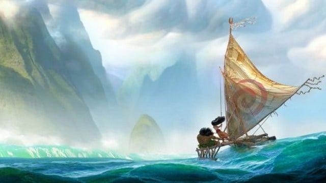 Moana. (Walt Disney Pictures photo)