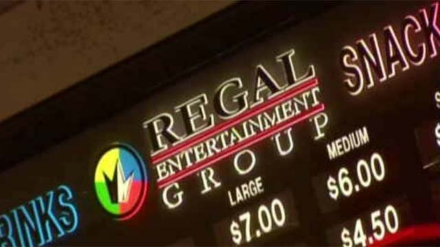 The final presidential debate will be shown at Regal cinemas in Connecticut. (WFSB file)