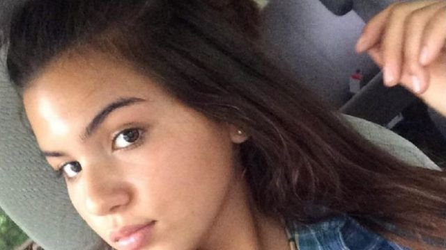 Police search for 16-year-old Samantha Oliveras. (Milford Police Department)