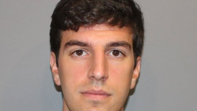 David Marchetti is accused of inappropriate photographs and videos of female students. (Norwalk Police Department)