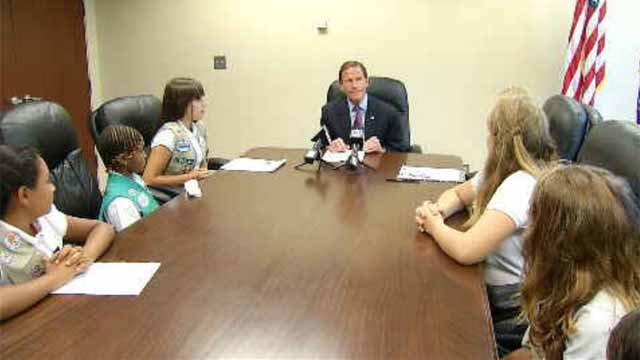 Girl Scouts offer suggestions for woman to be placed on new $10 bill (WFSB)