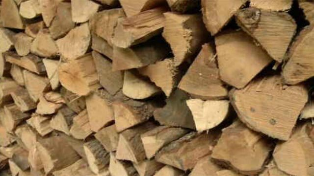 Customers are stocking up on firewood for winter (WFSB)