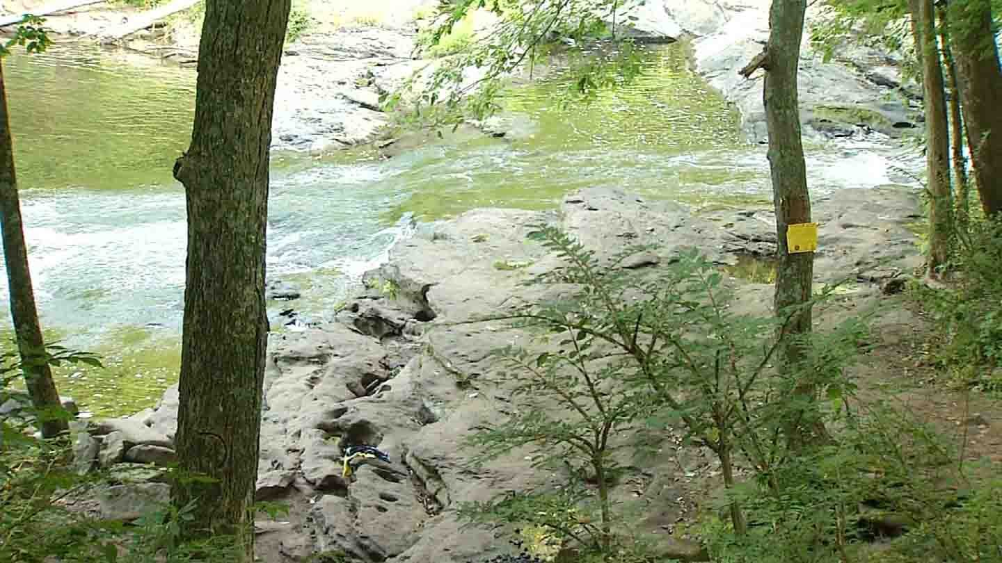 Scantic River (WFSB file photo)