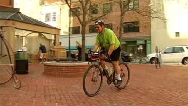 New Haven contest asks commuters to drive less (WFSB)