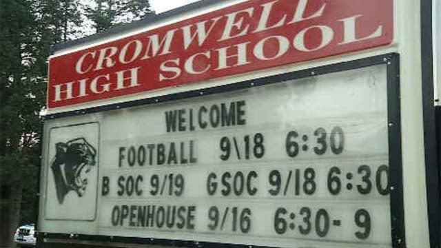 Cromwell High School (WFSB)