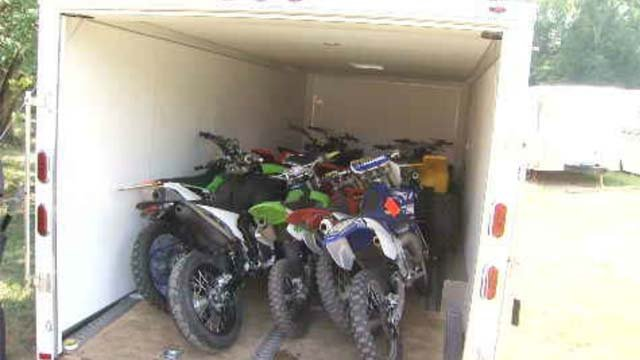 New Haven authorities crack down on illegal use of ATVs (WFSB)
