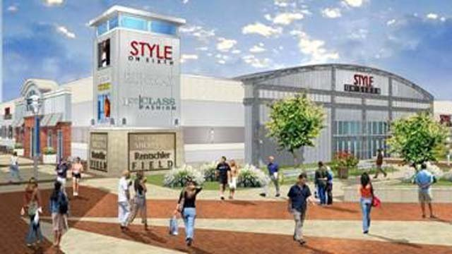 New outlet shopping center planned for East Hartford (Horizon Group Properties)