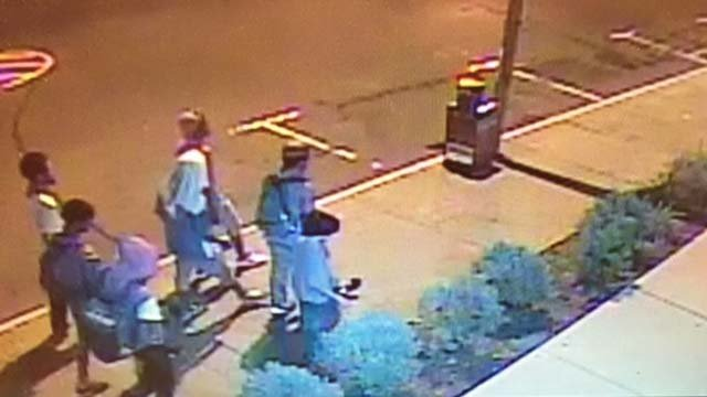 Bristol police searching for robbery, assault suspects (Bristol Police)