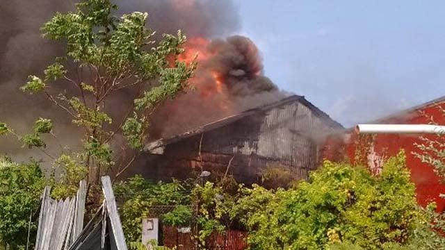 (Bridgeport Fire Dept. photo)
