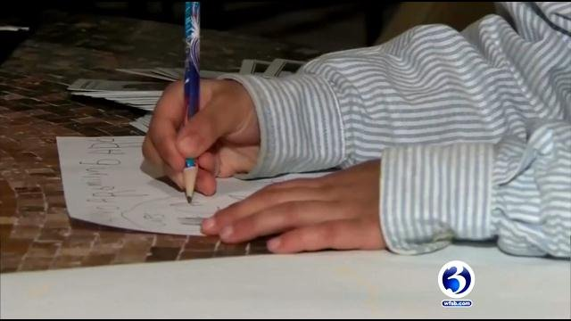 Redshirting is an issue that has drawn criticism from both sides.(WFSB)