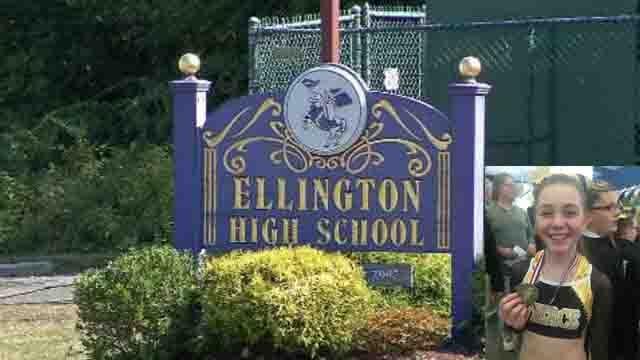 Community mourns death of high school freshman (WFSB)