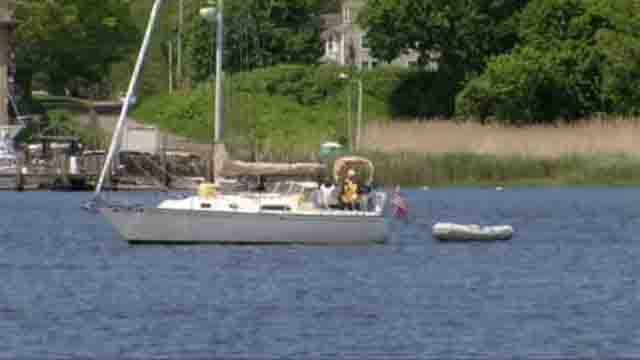 Milford police are pitching boating safety awareness ahead of the boating season. (WFSB file photo)