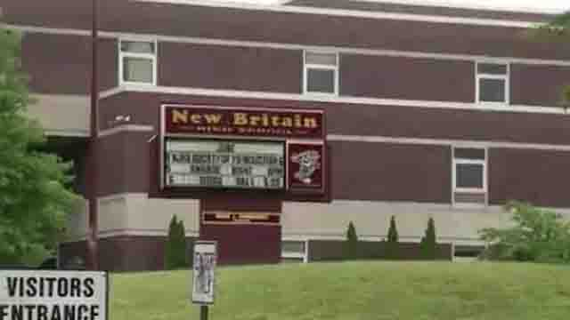 "Police found a threat against New Britain High School "" not to be creditable."" (WFSB)"