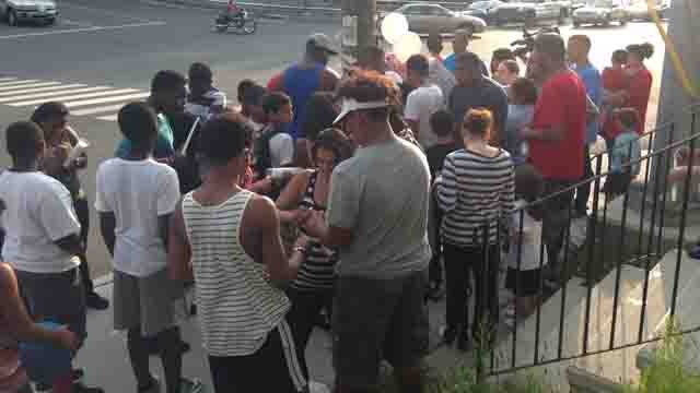 Classmates remember Waterbury teen killed after being hit by car (WFSB)