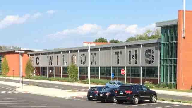 Wilcox Technical High School (WFSB file photo)