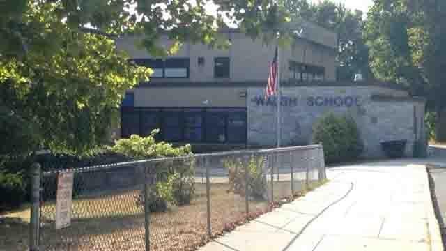 Electronics stolen from Waterbury elementary school (WFSB)