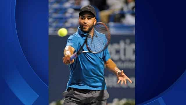 James Blake (AP Images)