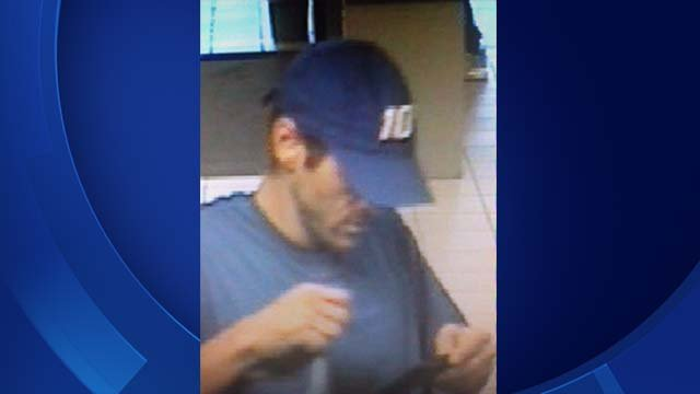 Suspect in attempted bank robbery may be connected to others (Rocky Hill police)