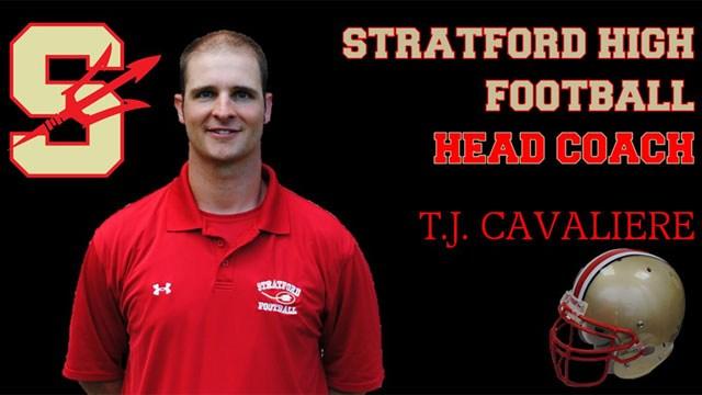 TJ Cavaliere (stratfordhsfootball.com)