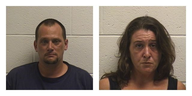 PD: Pair charged in theft of soccer goal parts (Naugatuck Police)