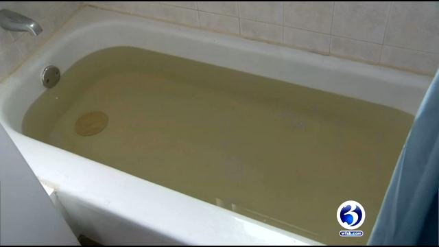 New London disabled veteran wants clean water (WFSB)