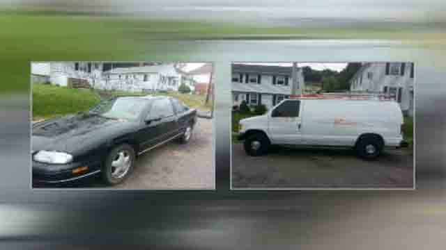 Cars in Bristol vandalized with condiments (WFSB)