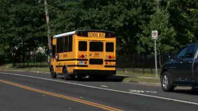Hartford parents want school bus stop moved after shooting (WFSB)