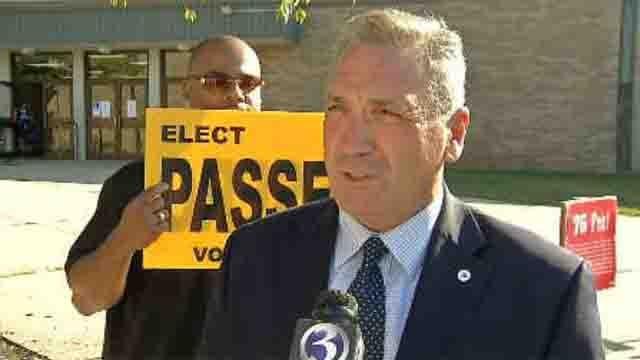 Passero defeats incumbent in New London democratic mayoral primary (WFSB)
