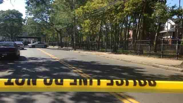 Police respond to shooting in New Haven (WFSB)