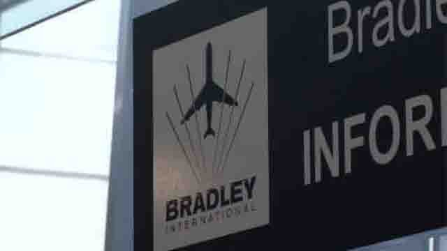 A teenager was stranded at Bradley International Airport for hours. (WFSB)