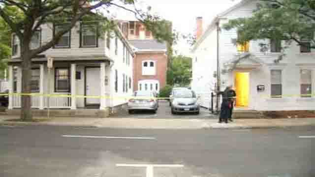 New Haven crews battle several fires, including 3 that forced out Yale students (WFSB)