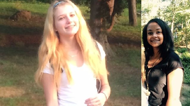 Alyssa Lemonde and and Shannon Stanley. (State police photos)