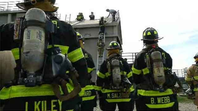 Father, son attend fire academy together (WFSB)