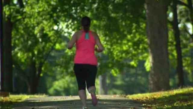 Kick bad habits while preparing for race (WFSB)