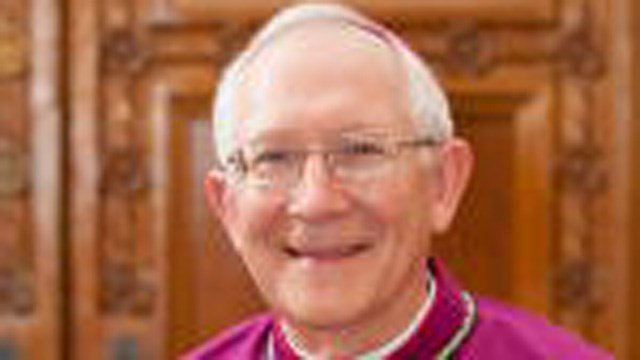 Leonard P. Blair. (archdioceseofhartford.org photo)