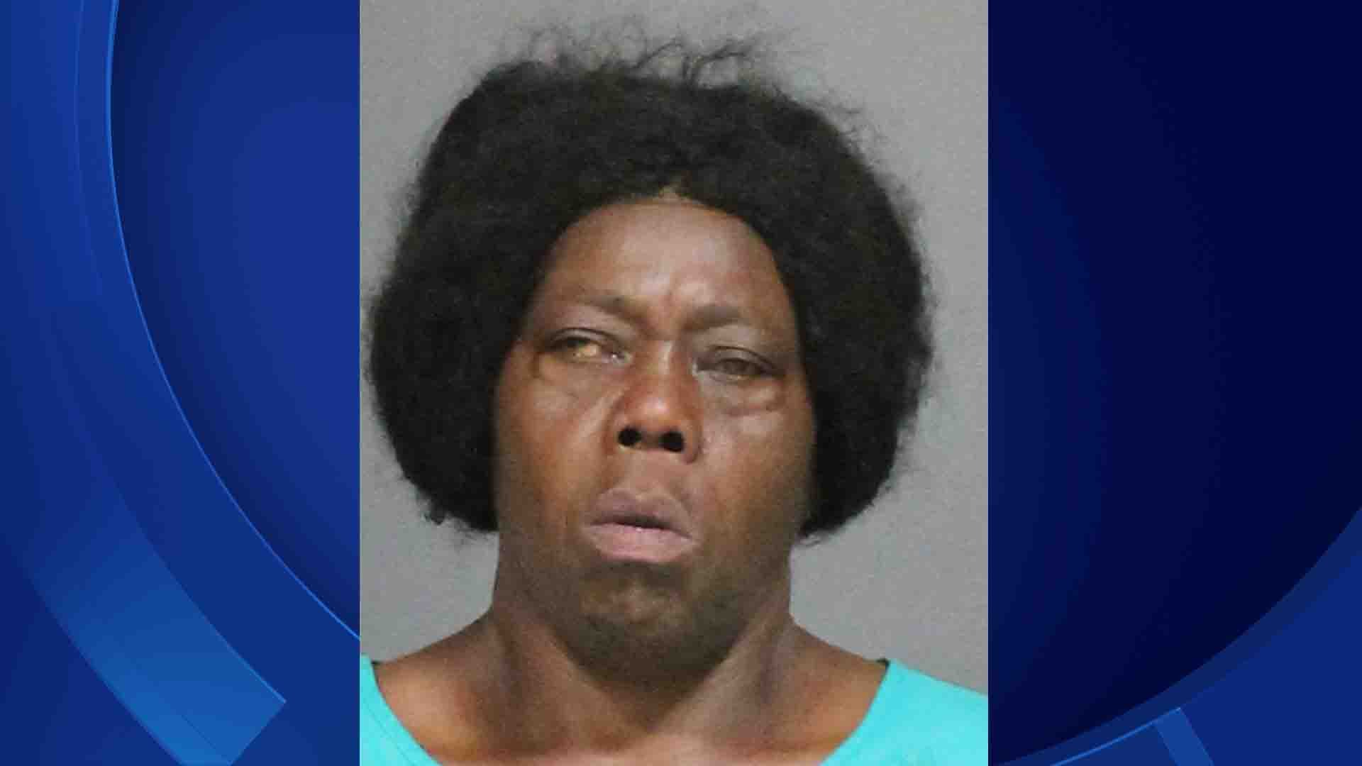 Gloria Drummer was charged in what police called a random attack. (West Hartford police photo)