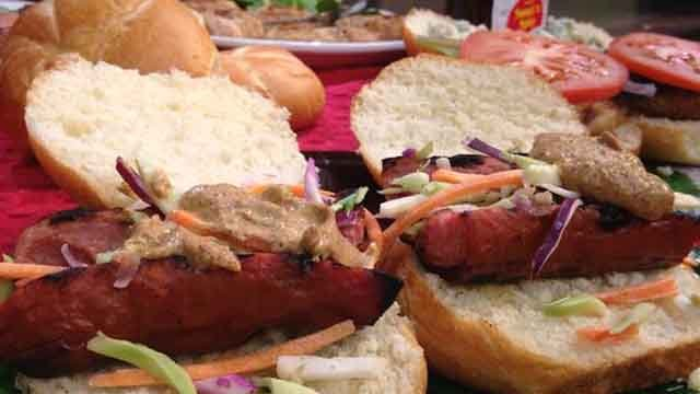 Weight Watcher recipes for tailgating (WFSB)