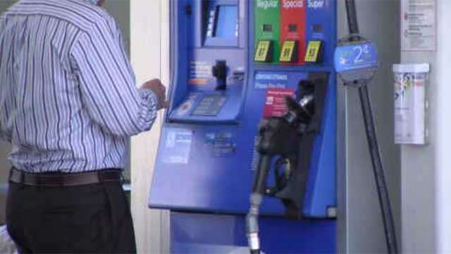 State inspectors test gas pumps for accuracy (WFSB)